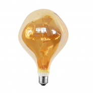 E27 amber glass dimmable